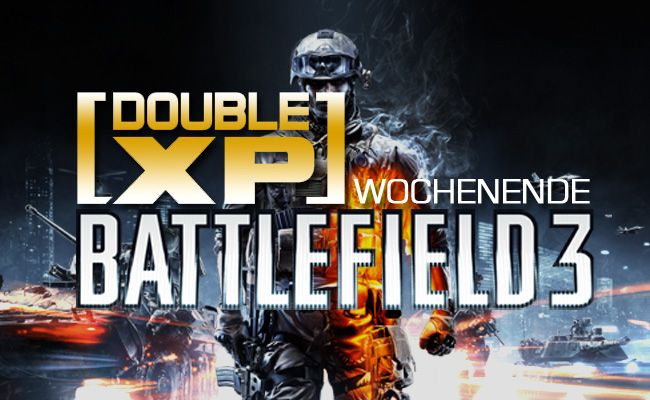 Battlefield 3 event : Double XP